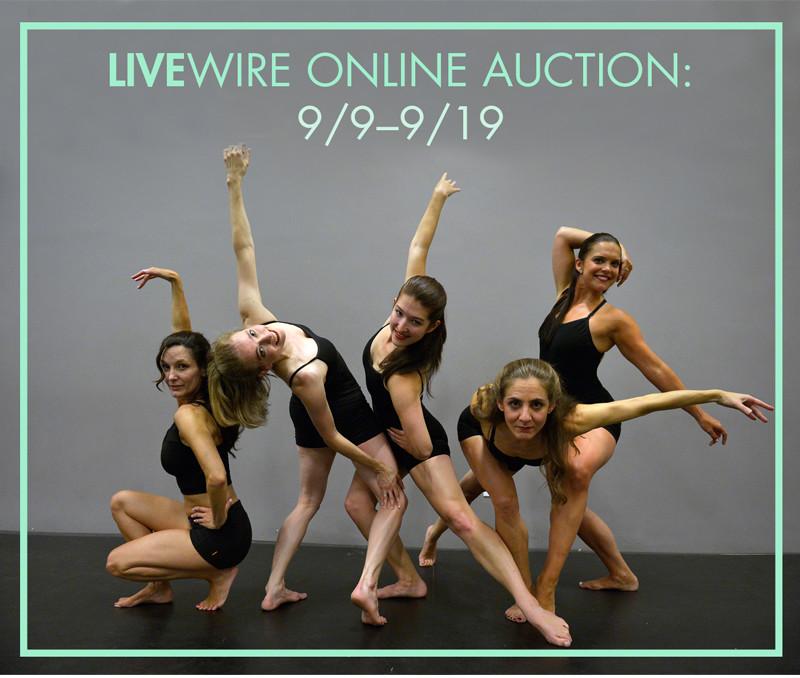 LiveWire Online Auction